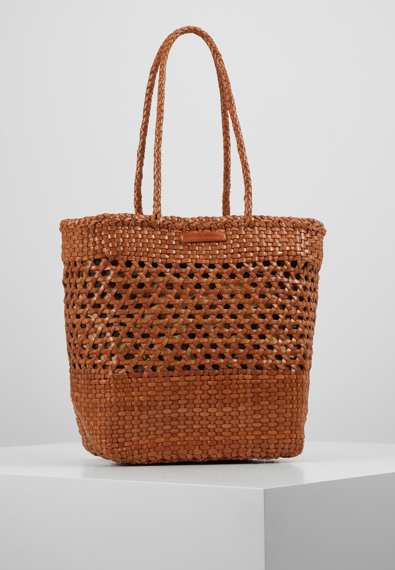 Loeffler Randall - MAYA  - Bolso de mano - timber brown