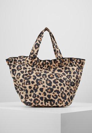 Handtasche - leopard