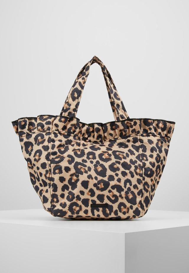 Handväska - leopard