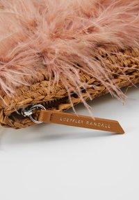 Loeffler Randall - POUCH - Clutch - miel/buff pink - 6