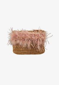 Loeffler Randall - POUCH - Clutch - miel/buff pink - 5