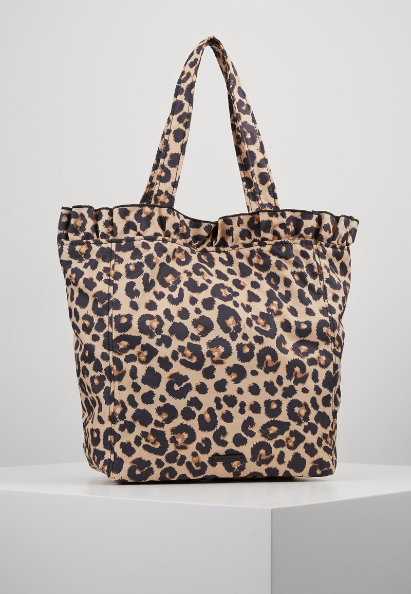 Loeffler Randall - ROXANA LARGE TOTE - Shopping Bag - camel
