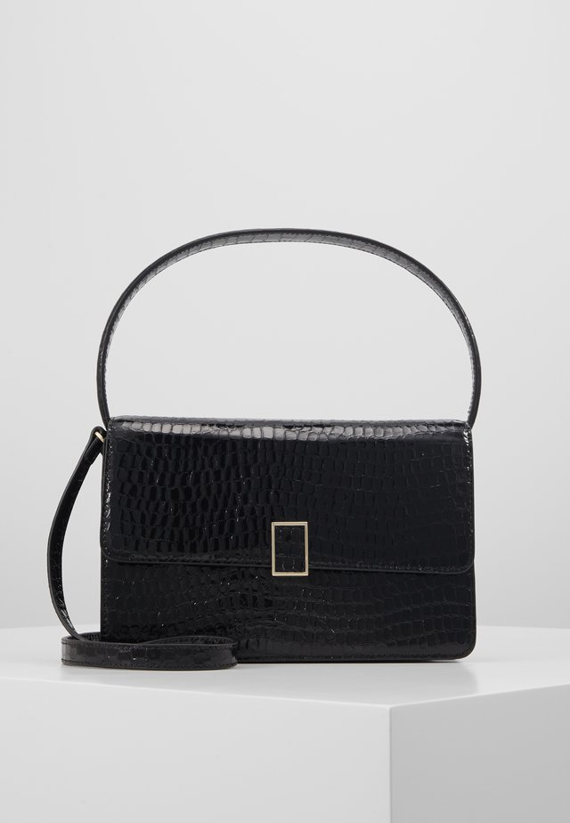 KATALINA SHOULDER BAG - Sac à main - black