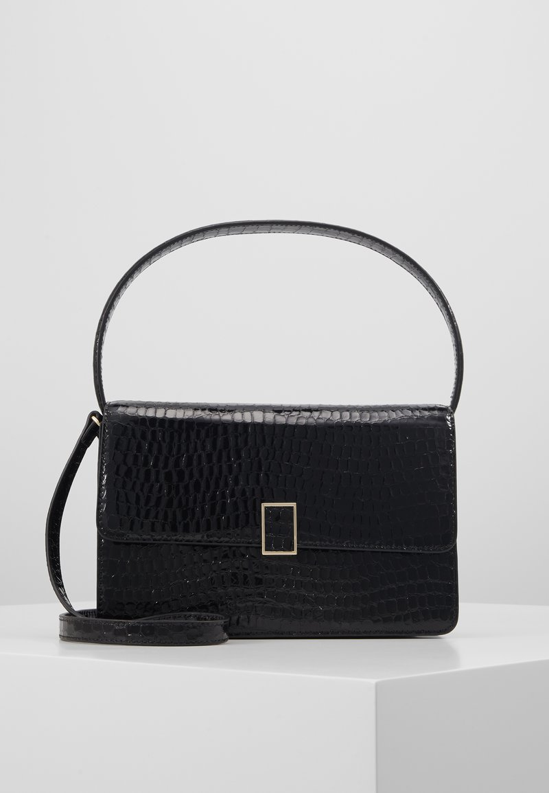 Loeffler Randall - KATALINA SHOULDER BAG - Kabelka - black