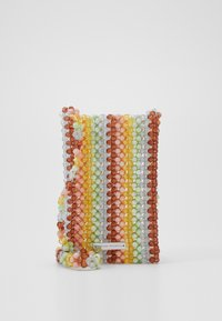 Loeffler Randall - GEORGINA BEADED PHONE CROSSBODY - Sac bandoulière - multi-coloured - 0