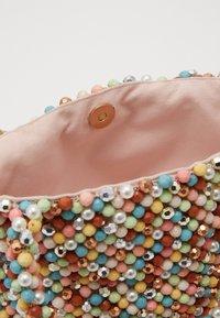 Loeffler Randall - MINA BEADED MINI TOTE - Kabelka - multi-coloured - 3
