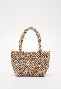 Loeffler Randall - MINA BEADED MINI TOTE - Kabelka - multi-coloured - 0