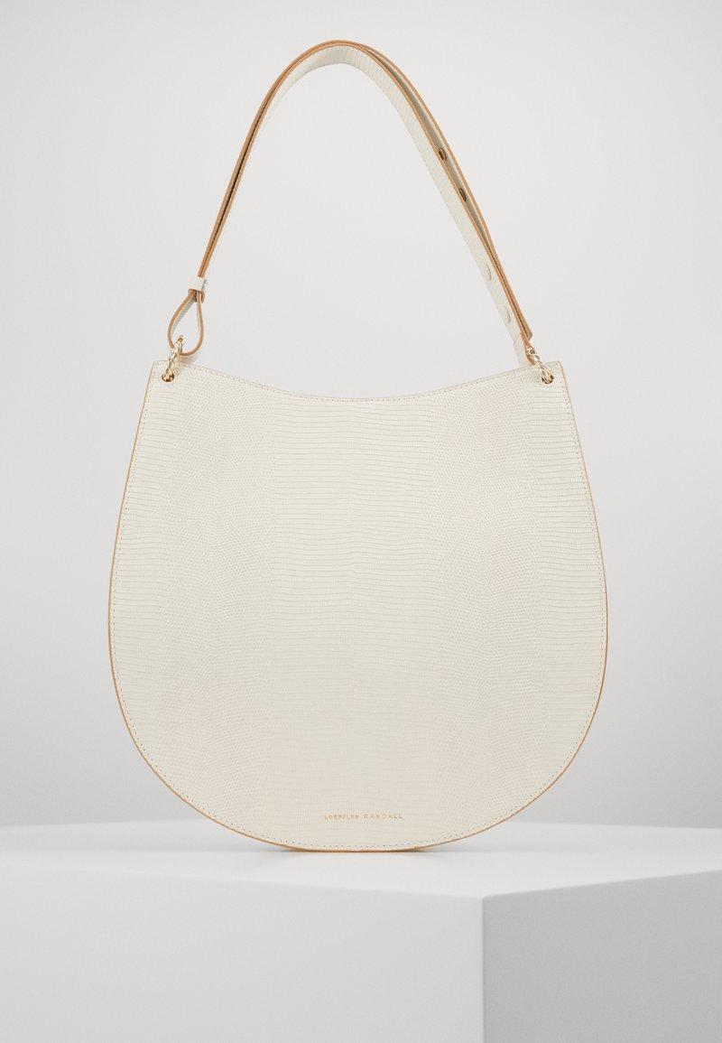 Loeffler Randall - CAROLINE TWISTED RING - Handbag - cream