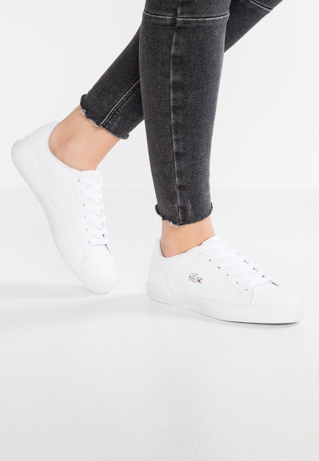 LEROND CAW - Trainers - white