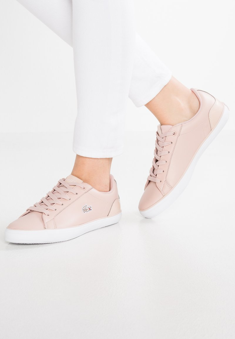Lacoste - LEROND CAW - Sneaker low - natural