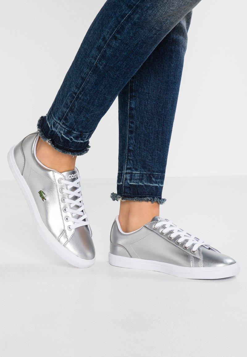 Lacoste - LEROND - Sneaker low - silver