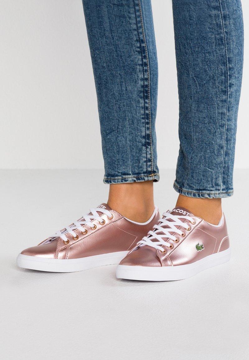 Lacoste - LEROND - Sneakers laag - pink