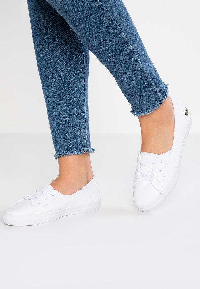 ZIANE CHUNKY - Sneaker low - white