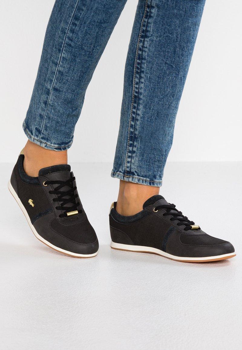 Lacoste - REY SPORT  - Sneaker low - black