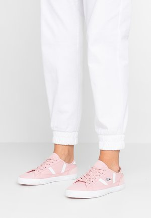 SIDELINE - Trainers - pink