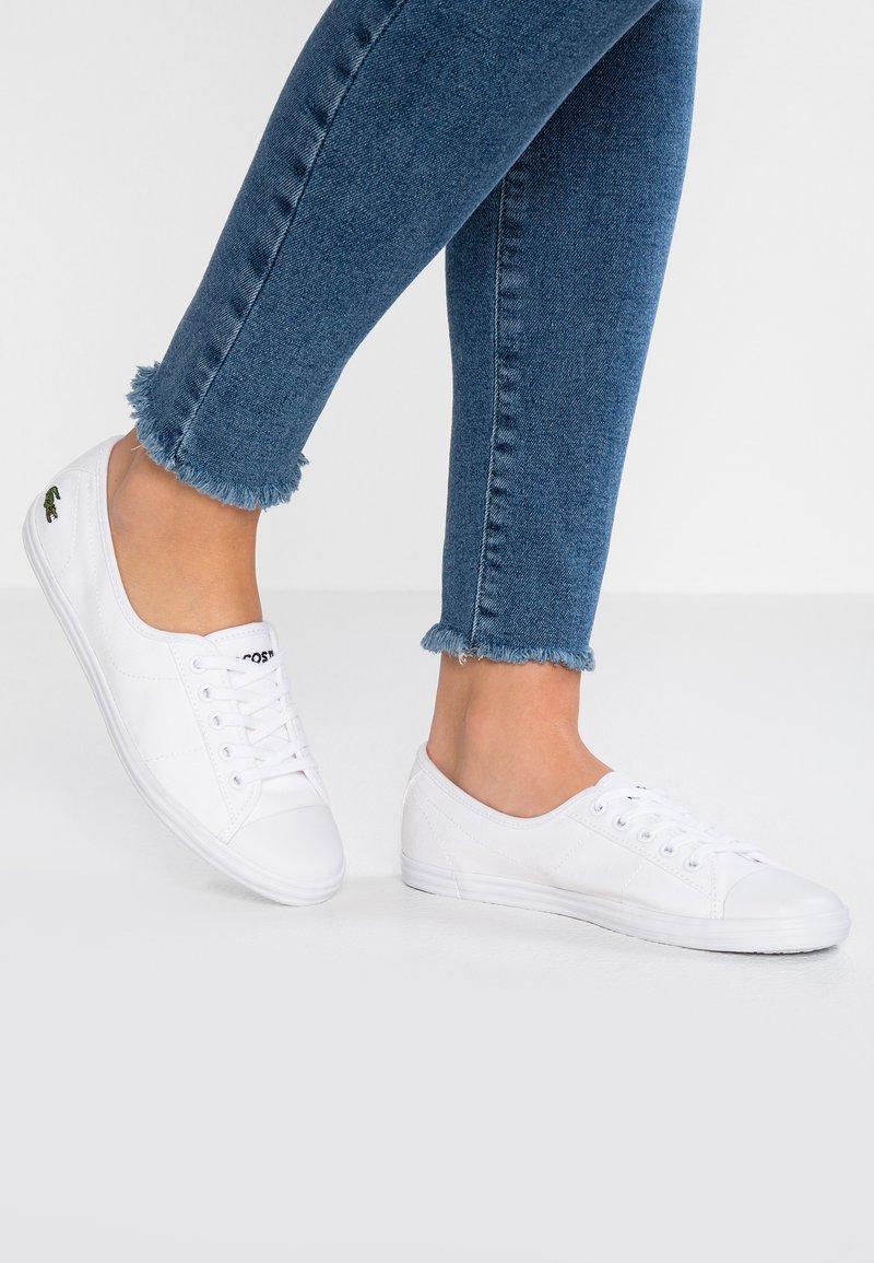 Lacoste - ZIANE  - Sneaker low - white