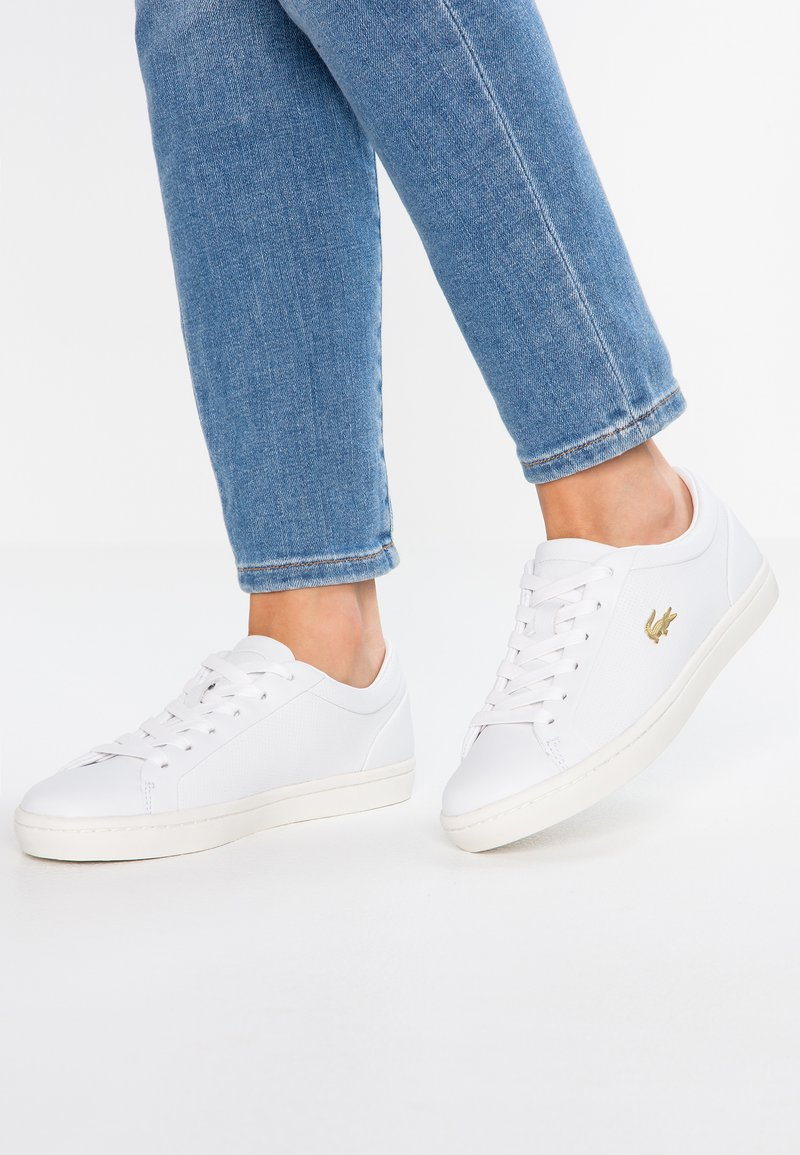 Lacoste - CARNABY EVO LIGHT - Sneakers - white