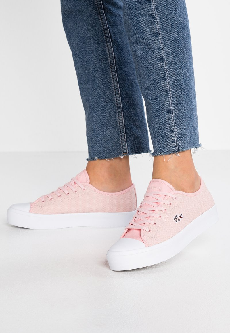 Lacoste - ZIANE PLUS GRAND  - Sneakers - pink