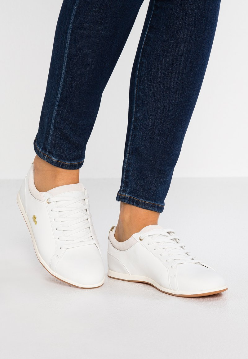 Lacoste - REY LACE  - Trainers - white