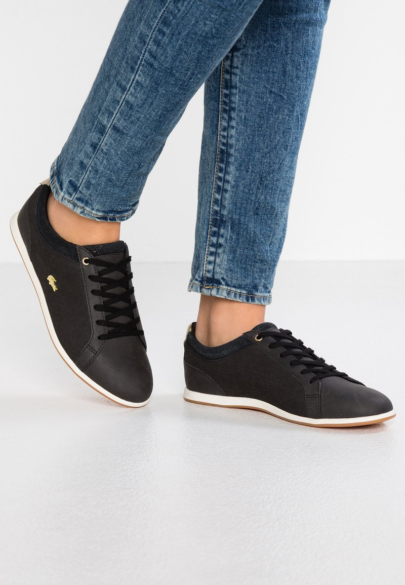 Lacoste - REY LACE  - Trainers - black