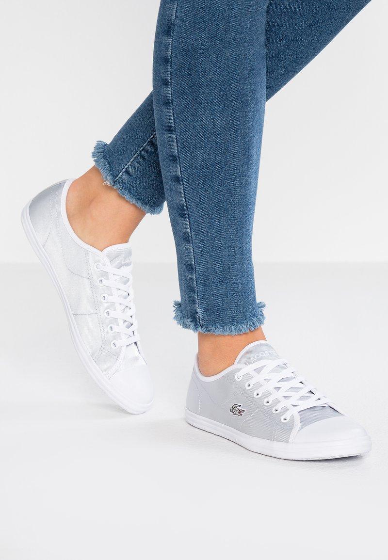 Lacoste - ZIANE - Sneaker low - grey