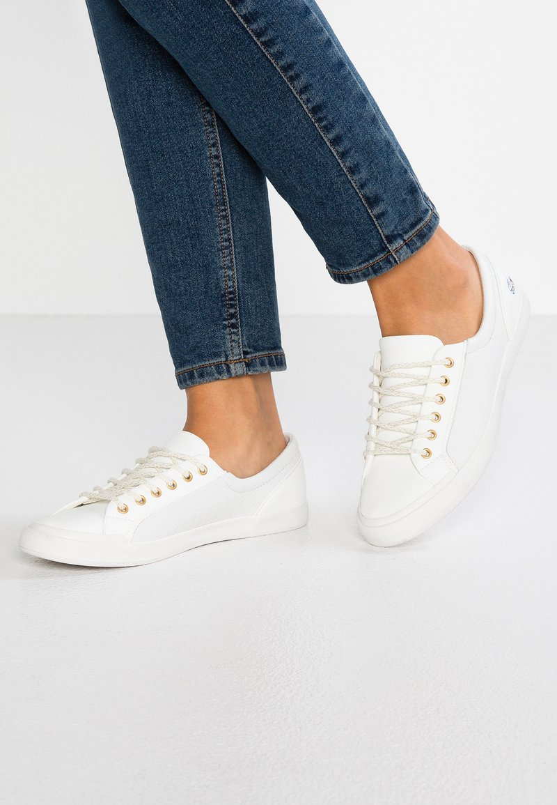 Lacoste - LANCELLE  - Trainers - white