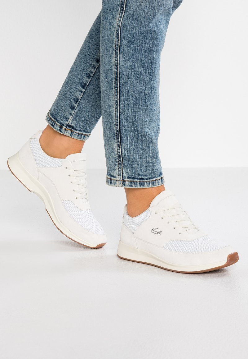 Lacoste - CHAUMONT - Sneaker low - offwhite