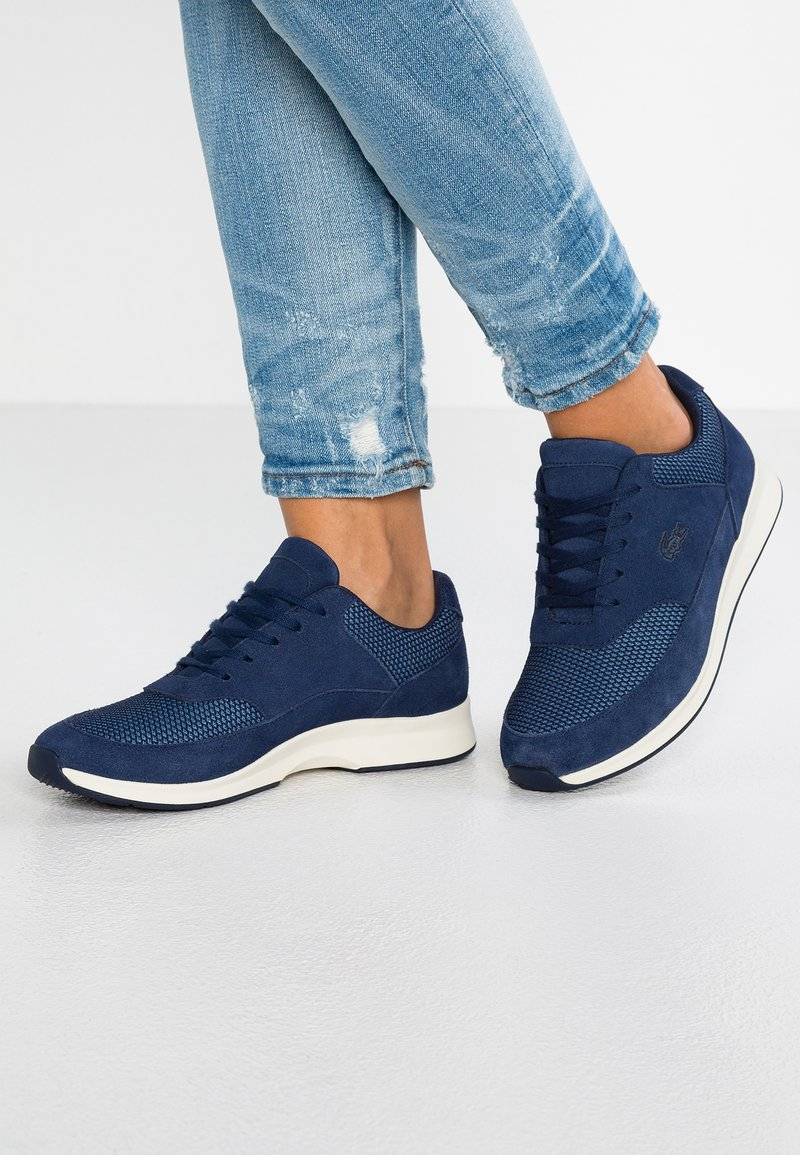 Lacoste - CHAUMONT - Trainers - navy
