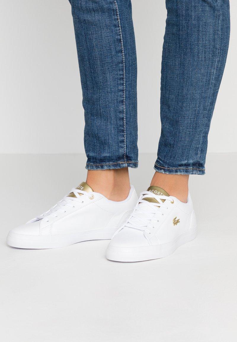 Lacoste - LEROND  - Sneaker low - white