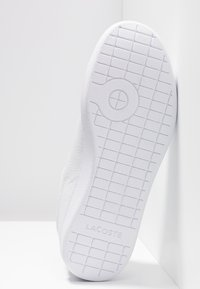 Lacoste - CARNABY EVO - Sneakers basse - white - 6