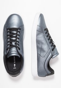 Lacoste - CARNABY EVO - Sneaker low - black/white - 3