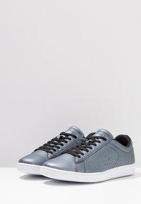 Lacoste - CARNABY EVO - Sneaker low - black/white - 4