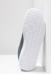 Lacoste - CARNABY EVO - Sneaker low - black/white - 6