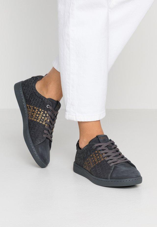 CARNABY EVO  - Sneakers laag - dark grey/gold