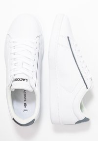 Lacoste - CARNABY EVO  - Sneaker low - white/black - 3