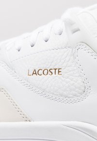 Lacoste - COURT SLAM  - Trainers - white/gum