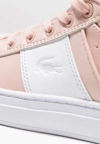 Lacoste - COURTLINE  - Trainers - nat/white - 2