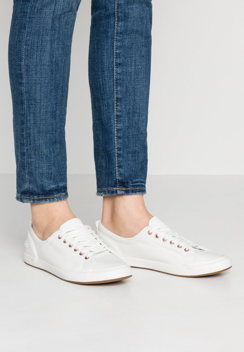 Lacoste - LANCELLE  - Trainers - offwhite
