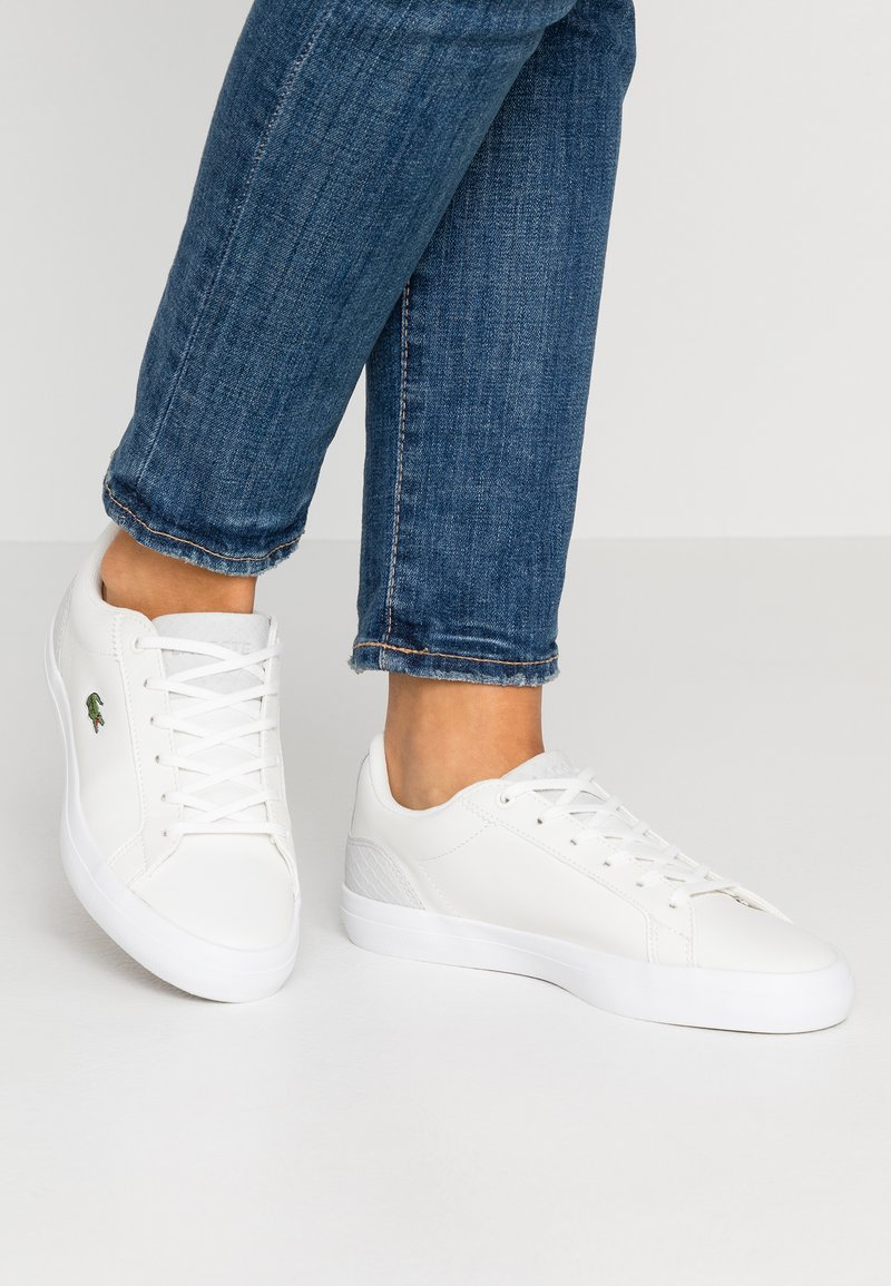 Lacoste - LEROND  - Sneaker low - offwhite/white