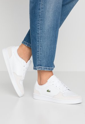 MASTERS CUP - Sneakers basse - white/offwhite
