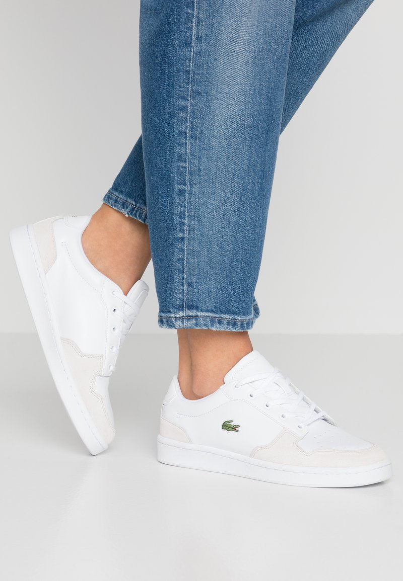 Lacoste - MASTERS CUP - Trainers - white/offwhite