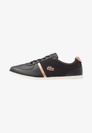 REY SPORT  - Sneaker low - black