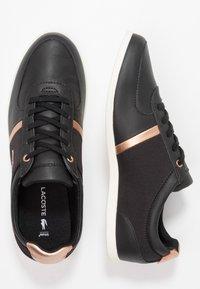 Lacoste - REY SPORT  - Tenisky - black - 3