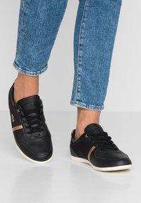 Lacoste - REY SPORT  - Sneaker low - black - 0