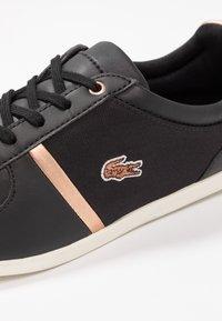 Lacoste - REY SPORT  - Sneaker low - black - 2