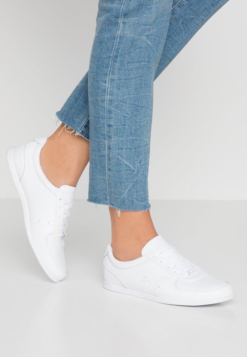 Lacoste - REY SPORT - Zapatillas - white