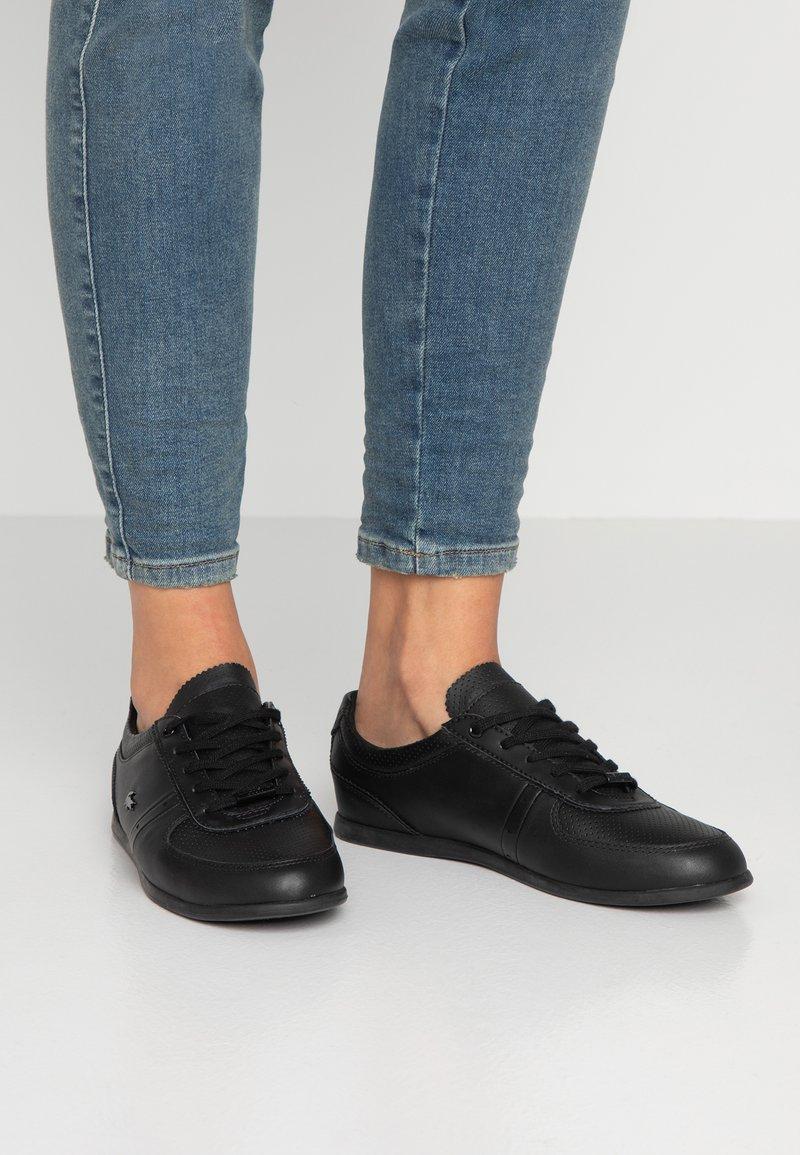 Lacoste - REY SPORT - Sneakers - black