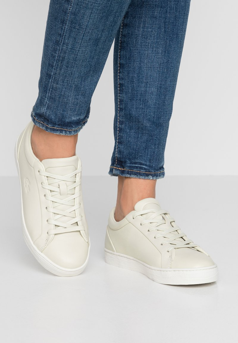 Lacoste - STRAIGHTSET  - Sneakers - offwhite