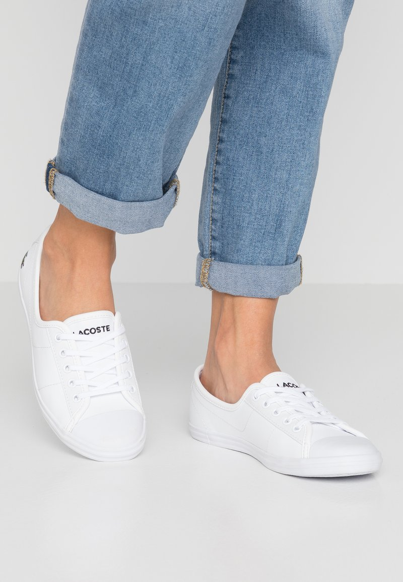 Lacoste - ZIANE - Trainers - white