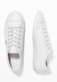 Lacoste - ZIANE - Trainers - light grey - 3